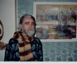 Фарбы лёсу Мацея Чырыча