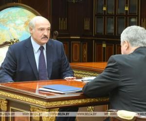 Лукашенко считает справедливой цену на российский газ для Беларуси «в районе до $ 90»
