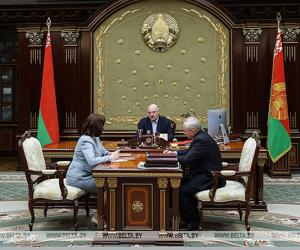 Лукашэнка даручыў аказаць падтрымку выбаркамам і паклапаціцца аб забеспячэнні бяспекі іх працы