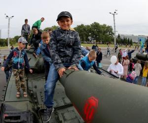 «Армейскі плацдарм»: уваход дазволены!