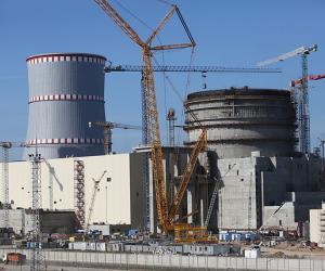 Экалагічная экспедыцыя на АЭС пачала работу па замеры «нулявога фону»