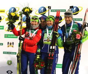 Зборная Беларусі заваявала яшчэ адзін медаль чэмпіянату Еўропы