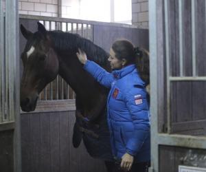 Усё пра конны спорт: хараство і небяспека «жыцця» на канюшні