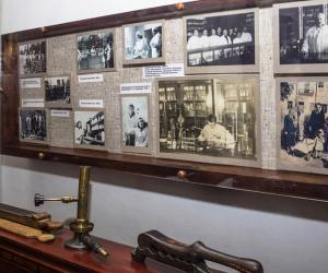 Путешествие по музею Жилибера - основателя медицинской школы в Гродно