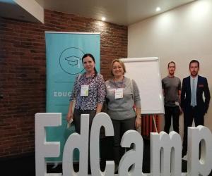 Заразіцца прафесіяналізмам. Чаму трапіць на неканферэнцыю настаўнікаў EdCamp лічыцца вялікай удачай?