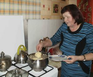 Карэспандэнт «Звязды» пабываў у гасцях у найлепшай кухаркі Полаччыны