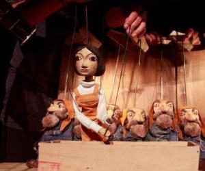 У Мінску пакажуць 14 спектакляў тэатраў лялек з шасці краін