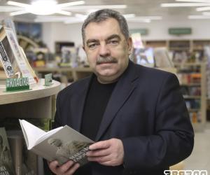 Алесь Бадак: Cерьезная литература должна быть интересной