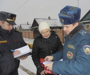 Во время профилактических осмотров спасатели находят «жучки»