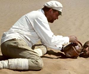 «Беламу сонцу пустыні» — 50 гадоў