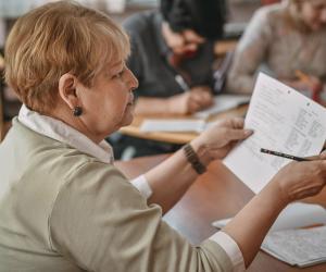 У 700 пенсіянераў пачынаецца новы навучальны год