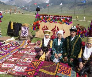 Сверхзадача Всемирных игр кочевников — объединить мир