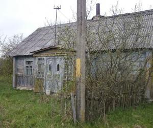 Ці набудуць у гаспадароў старыя хаты?