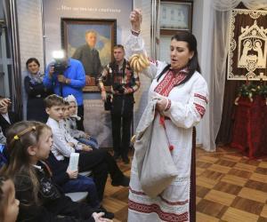 Калядная праграма створана для дзяцей-сірот у Купалаўскім музеі