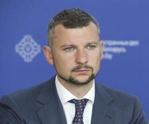 Анатолий ГЛАЗ, начальник управления информации и цифровой дипломатии-пресс-секретарь МИД