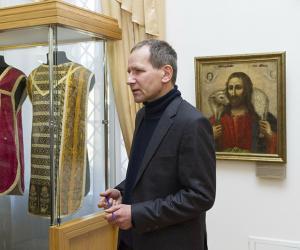 Как слуцкие пояса попали на ризы священников?