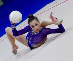 Этап Кубка мира по художественной гимнастике пройдет с 17 до 19 августа
