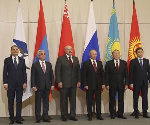 В Сочи состоялось заседание Высшего Евразийского экономического совета