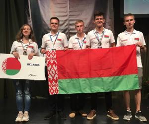 Беларуска заваявала бронзавы медаль на міжнароднай алімпіядзе па астраноміі і астрафізіцы