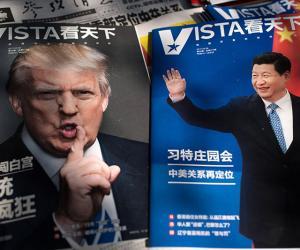 Як развіваецца глабальнае супрацьстаянне ЗША і Кітая?