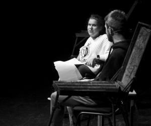 Драматург Ксенія Шталянкова: Я думала — мяне разарве ад эмацыянальнай перанасычанасці