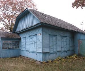 Вырашаны далейшы лёс стварэння музея Алеся Адамовіча ў пасёлку Глуша