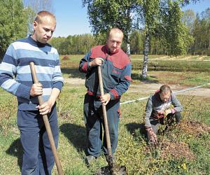 Личное подсобное хозяйство становится способом содержания семьи