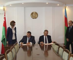 Беларусь і Азербайджан умацоўваюць супрацоўніцтва