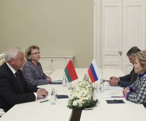 Беларусь і Расія зблізілі пазіцыі па праграме рэалізацыі дагавора аб Саюзнай дзяржаве