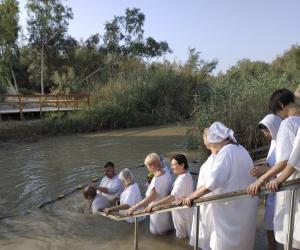 Какие тайны скрывают в себе воды священной реки Иордан?
