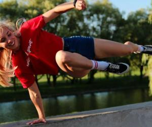 Адзіныя дзяўчаты-паркуршчыцы ў Беларусі распавядаюць пра свой спорт