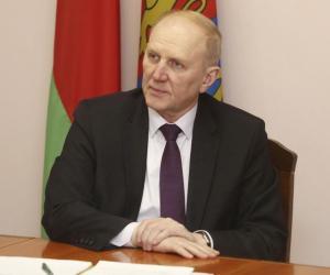 Губернатар Гродзеншчыны - пра перспектыўныя праекты рэгіёна