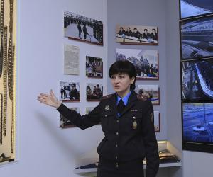 Якія канфіскаваныя прадметы можна знайсці ў музеі міліцыі?