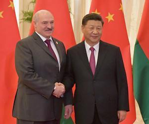 Лукашэнка: Кітай можа разлічваць на падтрымку Беларусі ў любой сферы