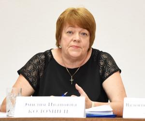 Эмилия Коломиец стала ученым года НАН Беларуси - 2017