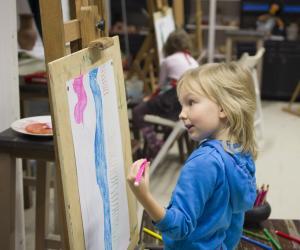 Юрий Брель: «Не нарушить космоса детского рисунка»