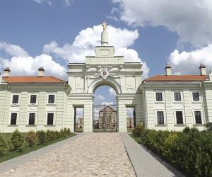 Дворцы, парки, усадьбы. На Брестчине ведется большая работа по восстановлению историко-культурных объектов