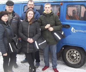 Як працуе пошта ў Петрыкаўскім раёне?