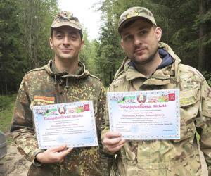 На территории Могилевской области прошла масштабная белорусско-российская поисковая экспедиция