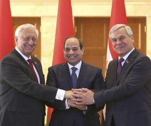 Беларусь і Егіпет прадоўжаць курс на ўмацаванне двухбаковага супрацоўніцтва