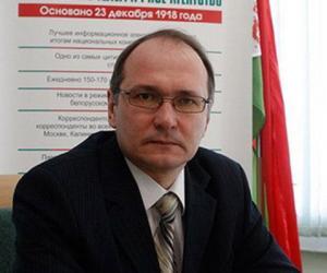 Валерий Ковальков, заместитель министра труда и социальной защиты