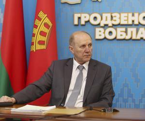 Владимир Кравцов о том, как будет развиваться Гродненская область