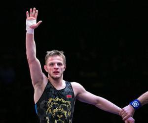 Борец Максим Негода: После каждой медали нужно начинать с нуля