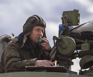 Ракетчыкі і артылерысты вытрымалі іспыт на прафесіяналізм
