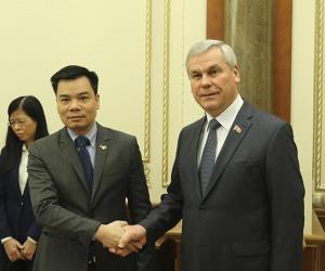 Беларусь і В'етнам пабудуюць сумесны малаказавод