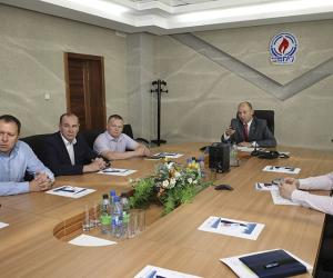 У Дрыбінскім раённым Савеце дэпутатаў — новы старшыня