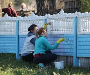 Рэспубліканскі суботнік прайшоў у Беларусі
