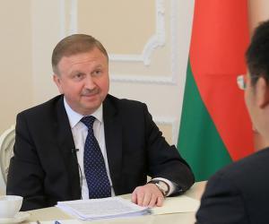 Кобяков дал интервью китайскому информационному агентству «Синьхуа»