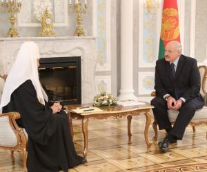 Лукашэнка: Мы вельмі балюча ставімся да таго, што адбываецца ў праваслаўі