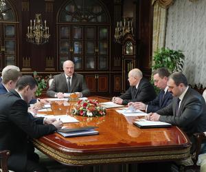 Лукашэнка: Тэлекамунікацыі неаддзельныя ад лічбавай трансфармацыі эканомікі